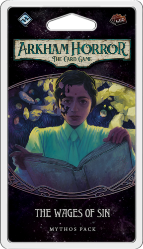 Arkham Horror The Card Game: The Wages of Sin
