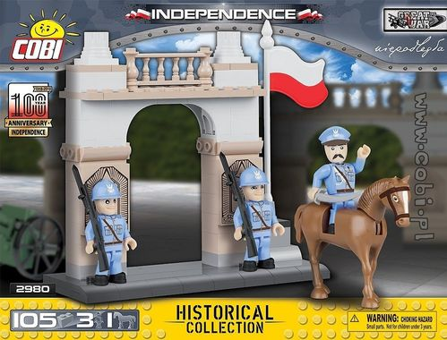 Independence - 105 pcs