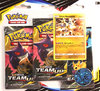 Sun & Moon 9 - Team Up Booster Blister 3-pack Ultra Necrozma