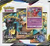 Sun & Moon 9 - Team Up Booster Blister 3-pack Deoxys