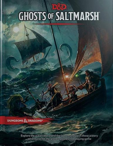 D&D Ghosts of Saltmarsh (RPG)