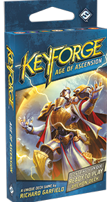 Keyforge: Age of Ascension Archon Deck Display (12)