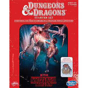 D&D Starter Set Stranger Things (roleplaying game)