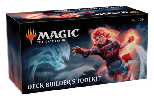 Core Set 2020 Deck Builder's Toolkit med 4 Boosters