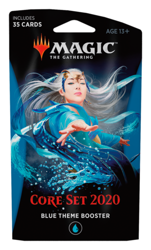 Core Set 2020 Theme Booster Pack - Blue