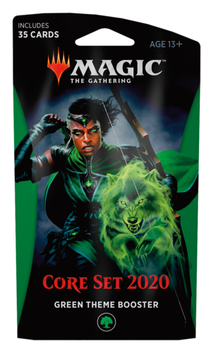 Core Set 2020 Theme Booster Pack - Green