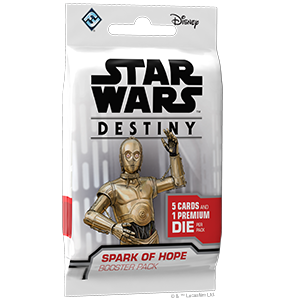 Star Wars: Destiny - Spark of Hope Booster Pack