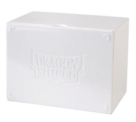 Dragon Shield Strongbox 100+ cards - White