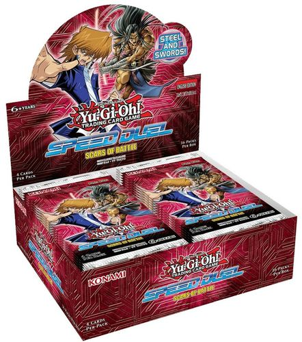 Speed Duel: Scars of Battle Booster Box