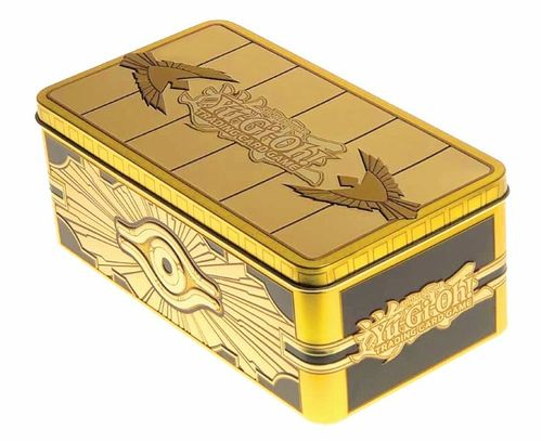 2019 Gold Sarcophagus Mega Tin