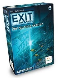 EXIT: The Game - Den sjunkna skatten