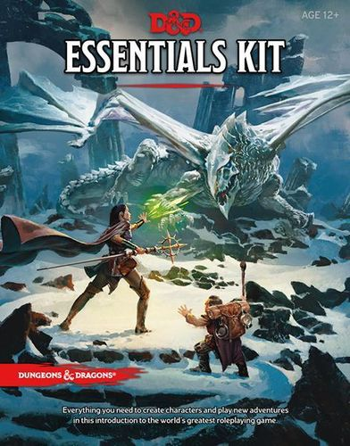 D&D Essentials Kit  (roleplaying game)