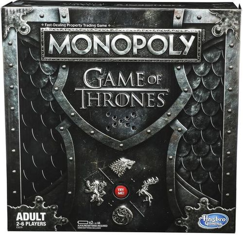 Monopoly: A Game of Thrones