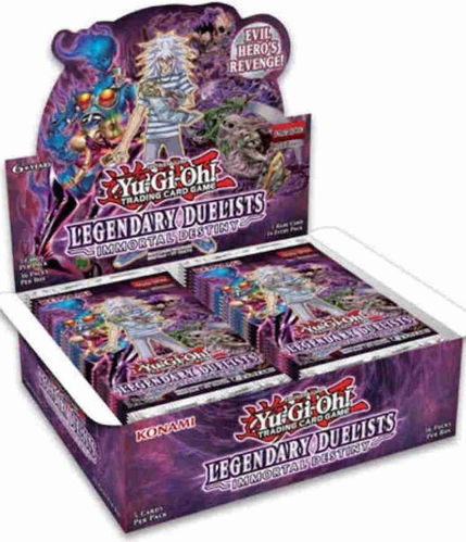 Legendary Duelists: Immortal Destiny Display Box