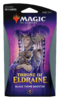 Throne of Eldraine Theme Booster Pack - Black