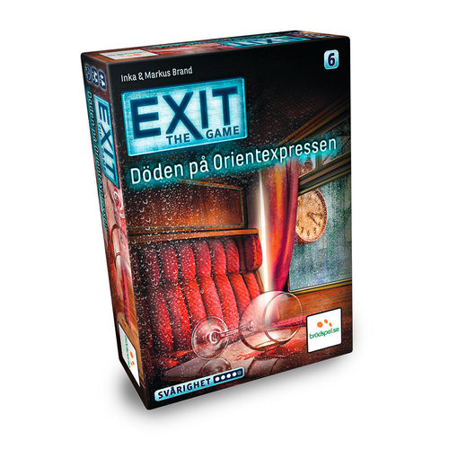 EXIT: The Game - Döden på Orientexpressen