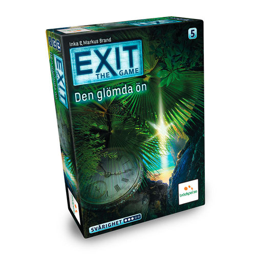EXIT: The Game - Den glömda ön