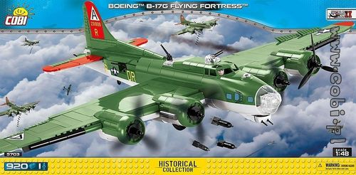 Boeing B-17G Flying Fortress, 920 pcs