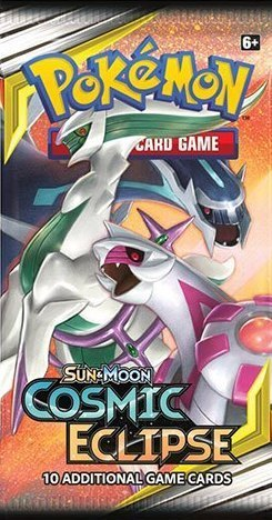Sun & Moon 12 - Cosmic Eclipse Booster Pack