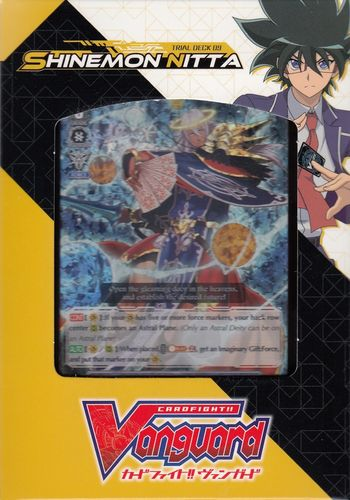 Trial Deck 09: Shinemon Nitta