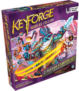 Keyforge: Worlds Collide 2-player set