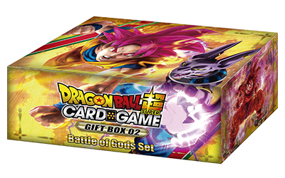 Gift Box 2 - 2019 Dragon Ball Super Card Game