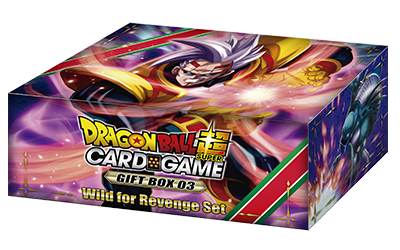 Gift Box 3 - 2019 Dragon Ball Super Card Game