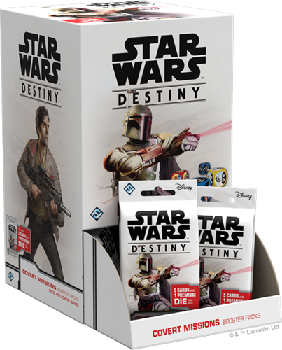 Star Wars: Destiny - Covert Missions Booster Box