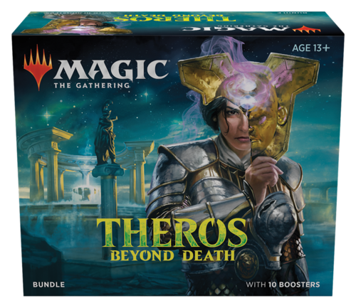 Theros Beyond Death Bundle med 10 Booster Pack