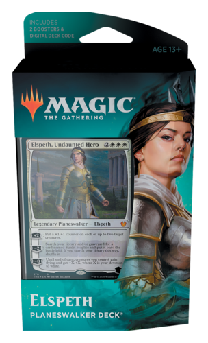 Theros Beyond Death Planeswalker Deck - Elspeth
