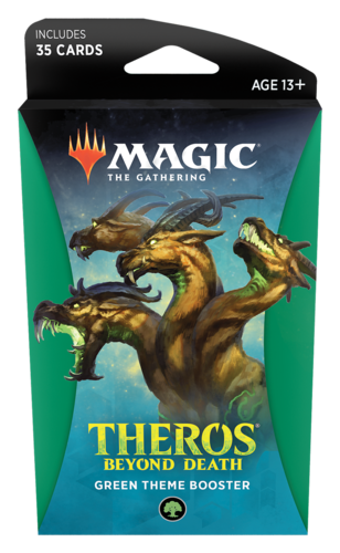 Theros Beyond Death Theme Booster Pack - Green