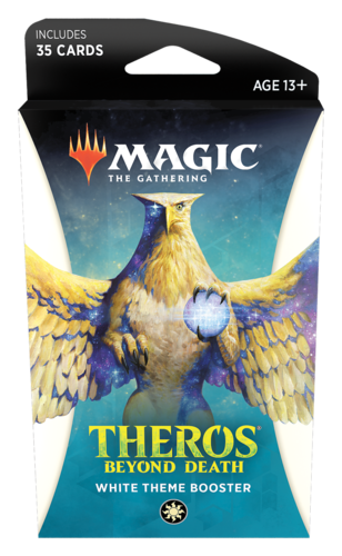 Theros Beyond Death Theme Booster Pack - White