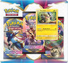 Sword & Shield 01 - Blister 3-pack - Morpeko