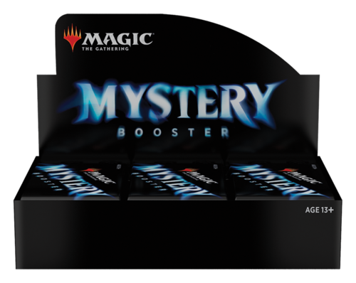 Magic Mystery 2020 Booster Display