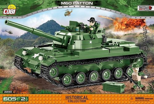 M60 Patton - Vietnam War