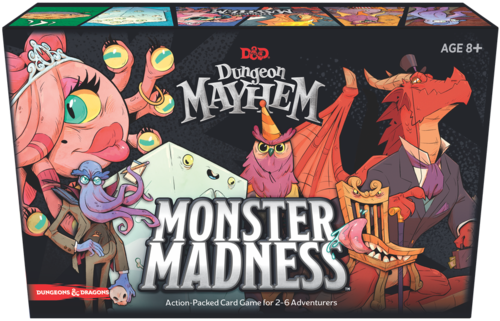 Dungeons & Dragons: Dungeon Mayhem: Monster Madness