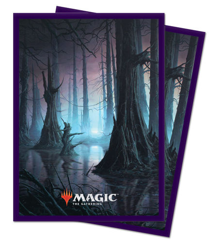 Unstable Sleeves Magic 100ct : Swamp