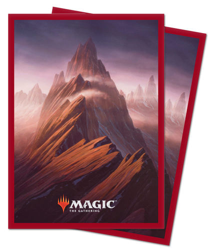 Unstable Sleeves Magic 100ct : Mountain