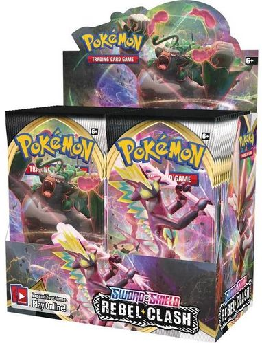 Rebel Clash - Booster Box med 36 pack