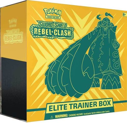 Rebel Clash - Elite Trainer box