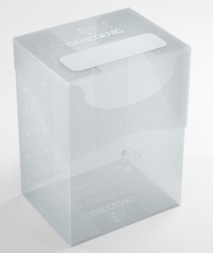 Gamegenic Deck Holder 80+ Clear