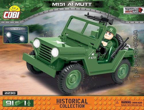 M151 A1 Mutt - Military Utility Tactical Truck