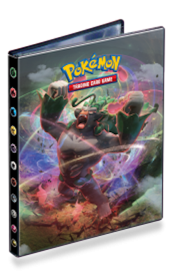 Album 4-pocket - Pokémon för 80 kort - Rebel Clash