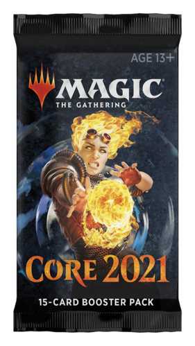 Core Set 2021 Booster Pack