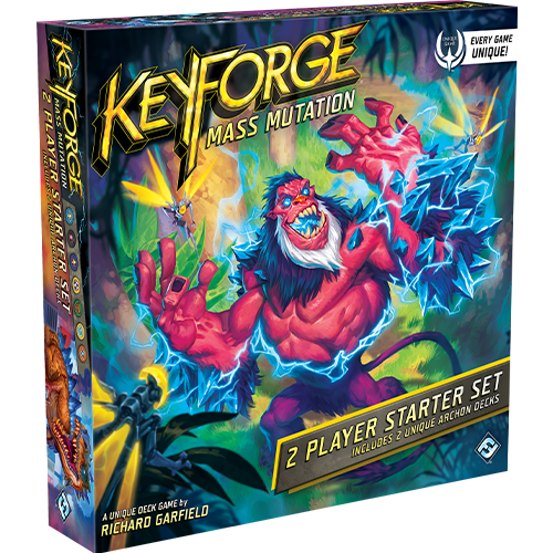 KeyForge: Mass Mutation 2-player set