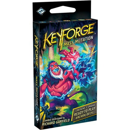 Keyforge: Mass Mutation Archon Deck Display 12 st