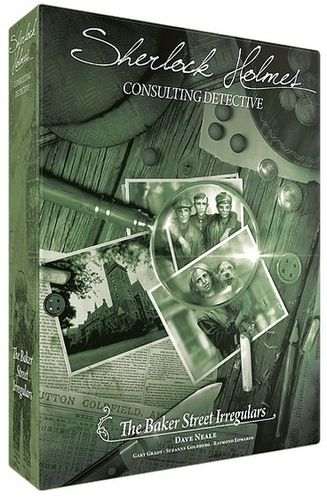 Sherlock Holmes Consulting Detective: The Baker Street I.