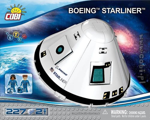 Boeing Starliner - 227 pcs