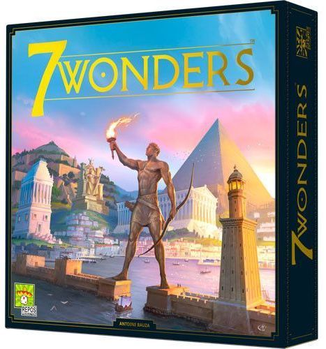 7 Wonders (Second Edition) ENG