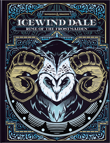 D&D Icewind Dale - Rime of the Frostmaiden AC